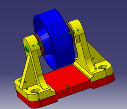 Belt Roller Support