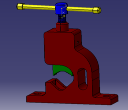 Pipe Vice Assembly